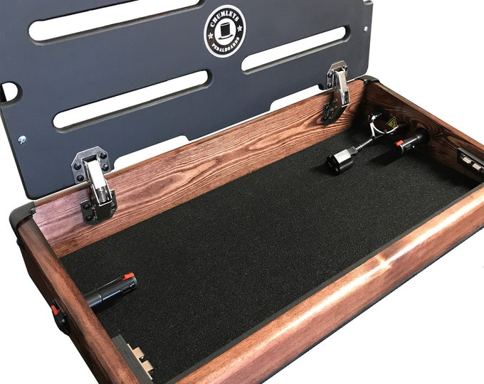 """12x24 """"Studio Series"""" Pedalboard (made-to-order)"""