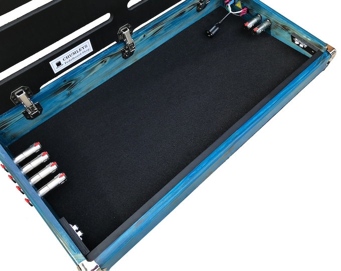 """16x32 """"Studio Series"""" Pedalboard (made-to-order)"""