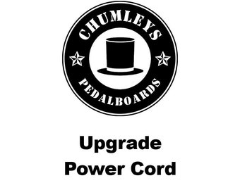 Upgrade Power Cord