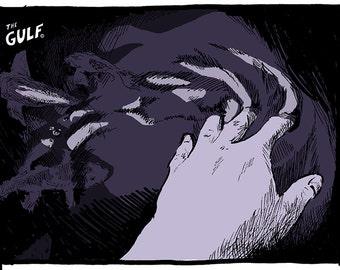 Hand In The Gulf (grape soda edition)