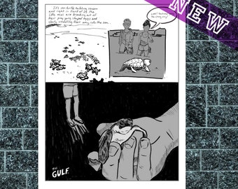 Page 11, The Gulf #1: Turtle Watch