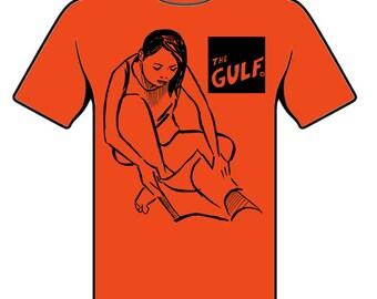 The Gulf: Reader T-Shirt