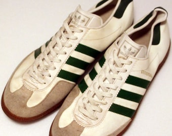 ece0c5931e67 80 s vintage Adidas sneaker UNIVERSAL made in west germany