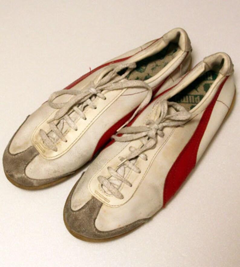 70er Jahre Vintage Puma Gewinner made in West Deutschland