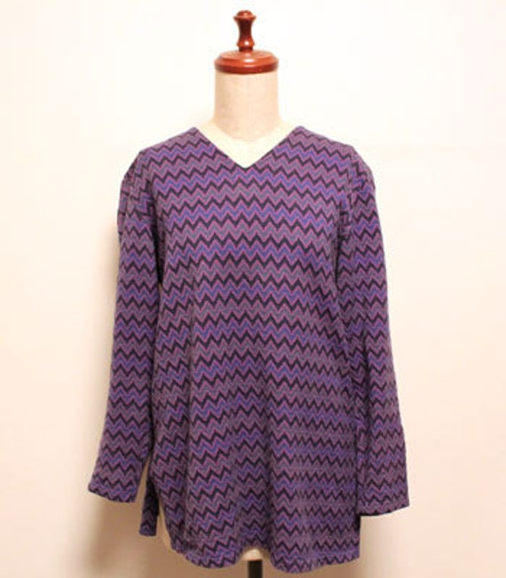 80s vintage marimekko tunic made in finland