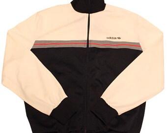 70s vintage adidas jacket ventex made in france