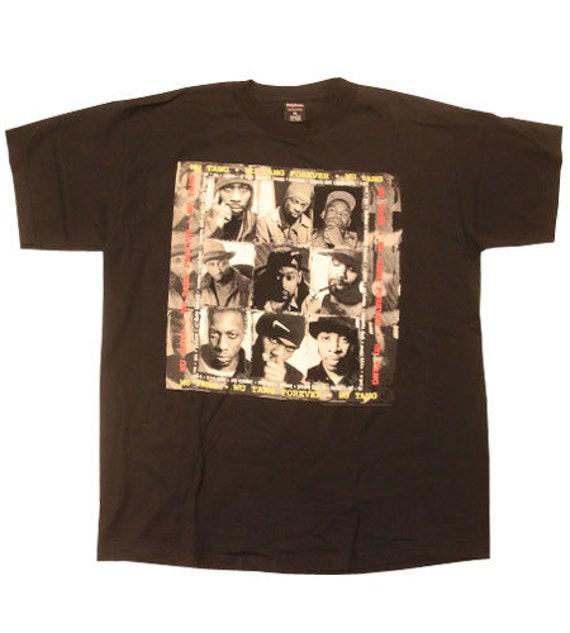 90s vintage Deadstock hip hop Wutang clan tshirts