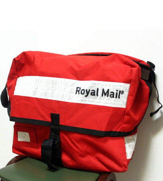 86e7add31170 Royal Mail Messenger Bag-Product of Michael Linnell