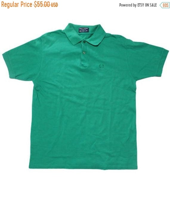 80\u2019s vintage Fred perry made in England polo shirts