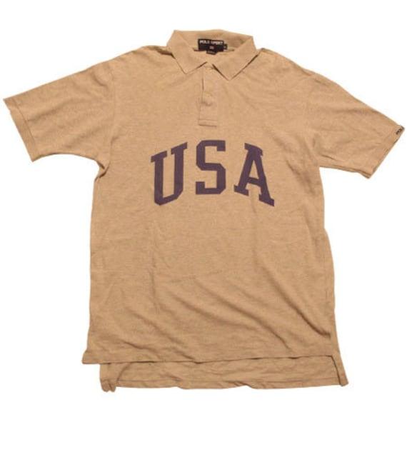 90's vintage Ralph Lauren Polo sports polo shirts
