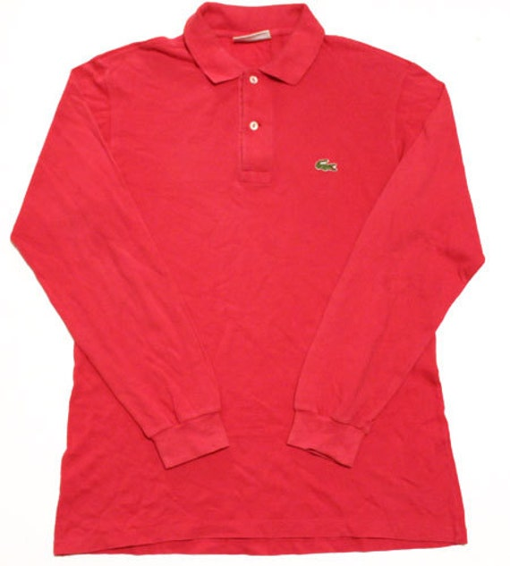2018 shoes differently undefeated x 70's vintage Lacoste polo shirts made in France