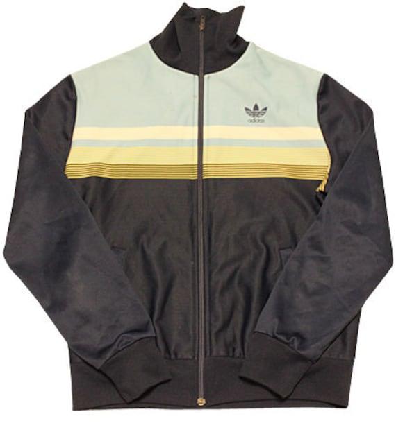 VESTE ADIDAS FEMME Ventex Vintage 80'S Made in France Jacket