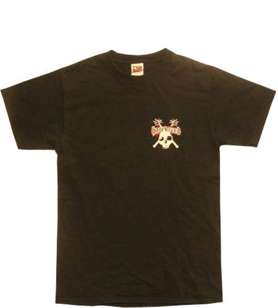 2002  vintage hatebreed tshirts