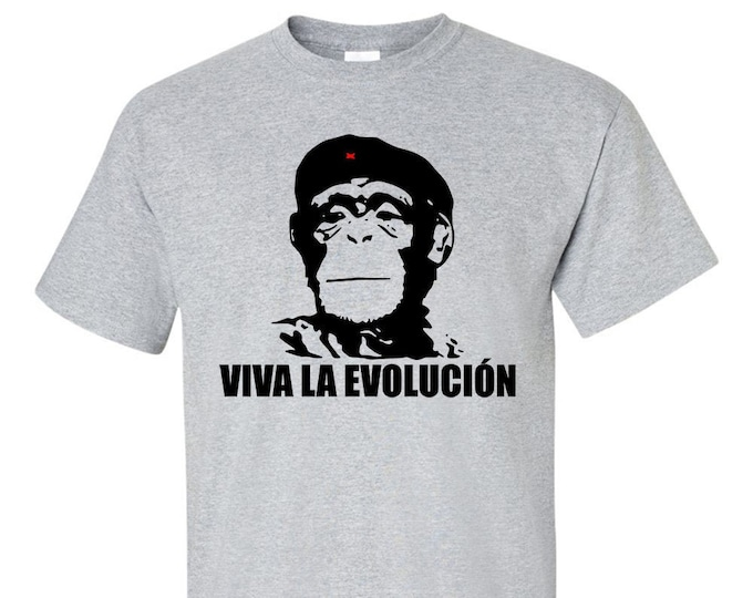 Viva La Evolucion Evolution T Shirt