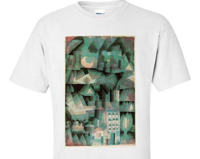Paul Klee Dream City Fine Art T-Shirt