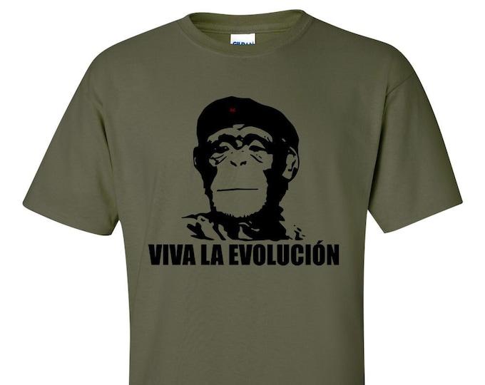 Viva La Evolucion Evolution T Shirt