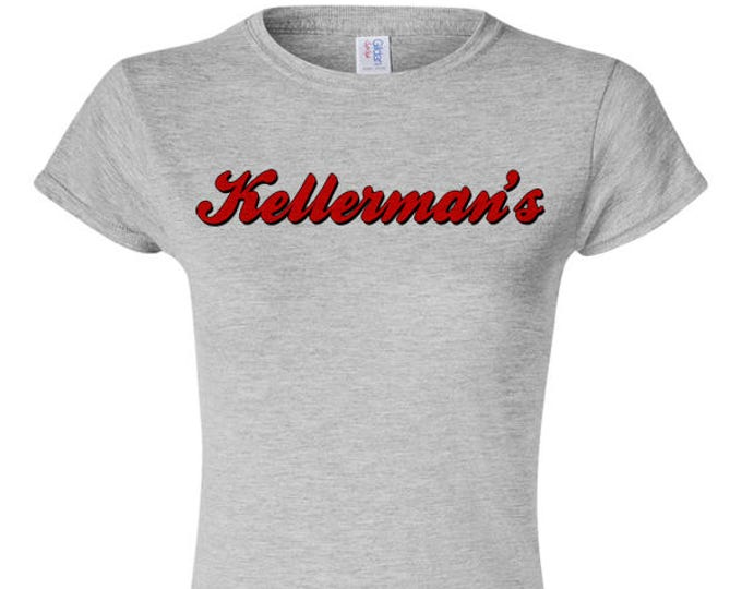 Kellermans Logo Womans T-Shirt
