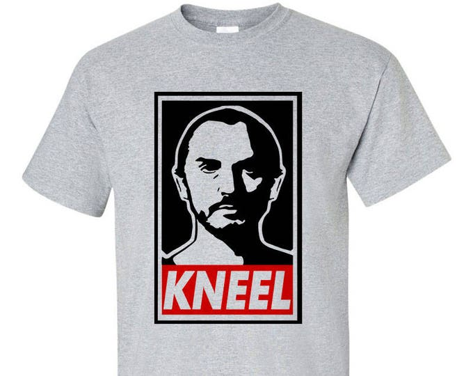 Not Just Nerds General Zod KNEEL T-Shirt