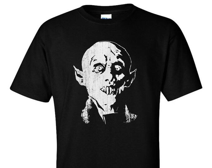 Nosferatu A Symphony of Horror Vampire T-Shirt