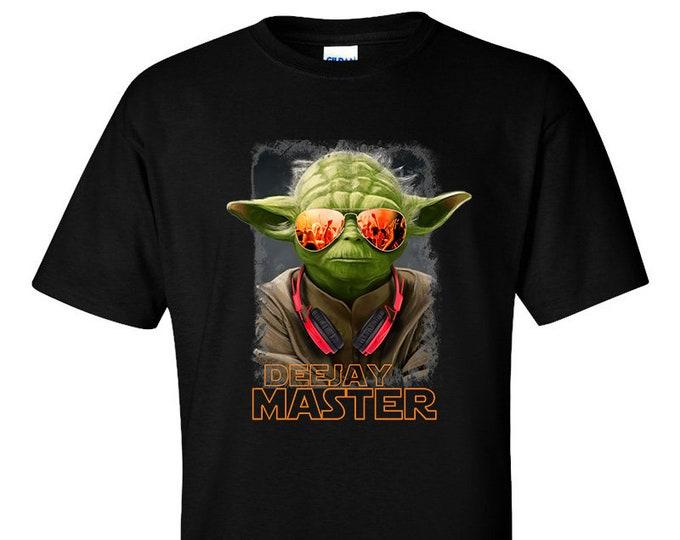 DJ Master Yoda T-Shirt