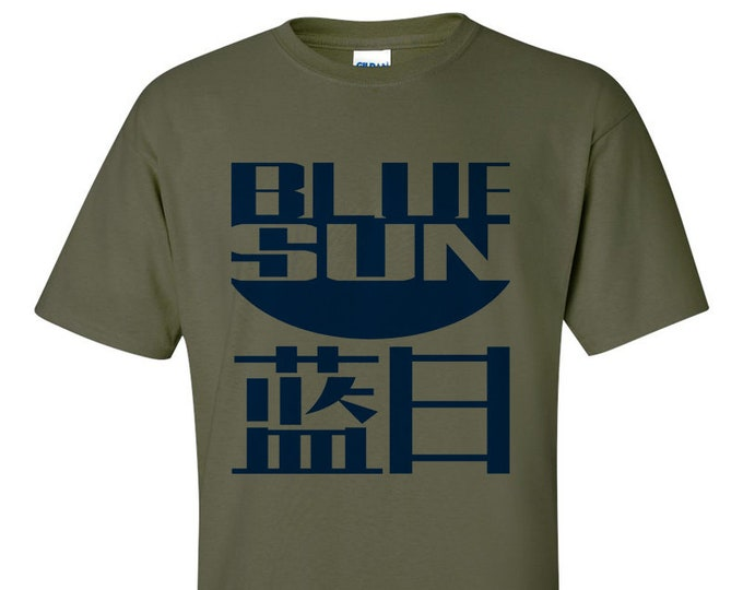 Blue Sun Corporation Firefly Serenity Inspired T-Shirt