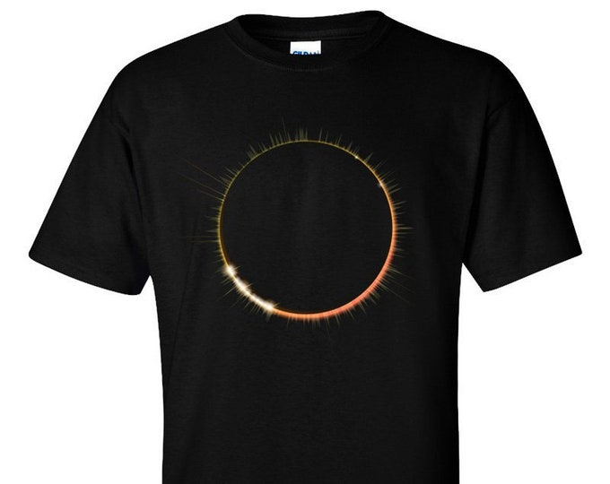 Not Just Nerds Total Solar Eclipse T-Shirt