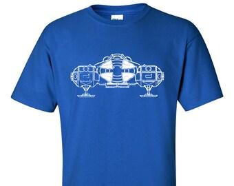 Space 1999 Eagle T-Shirt