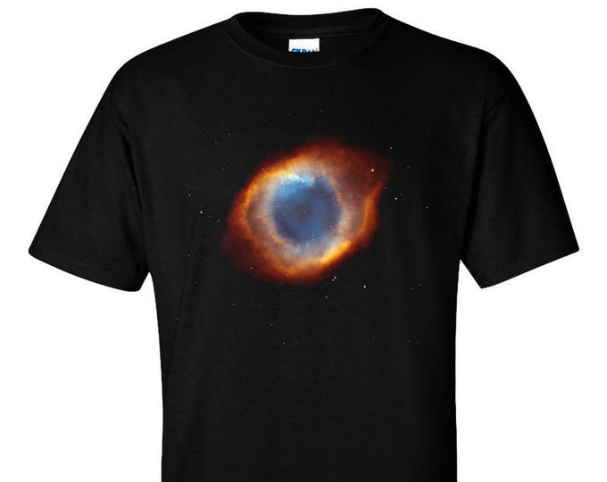 Helix Nebula Hubble Space Telescope T-Shirt