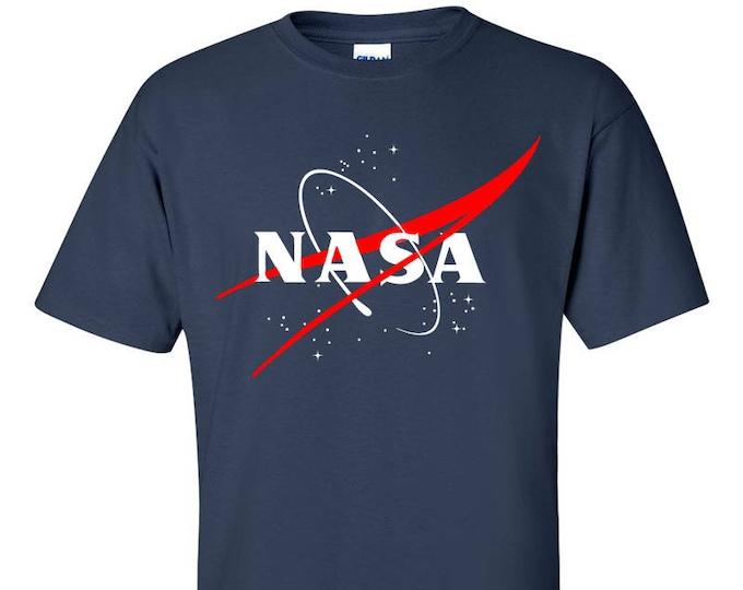 Not Just Nerds NASA Meatball Logo T-Shirt