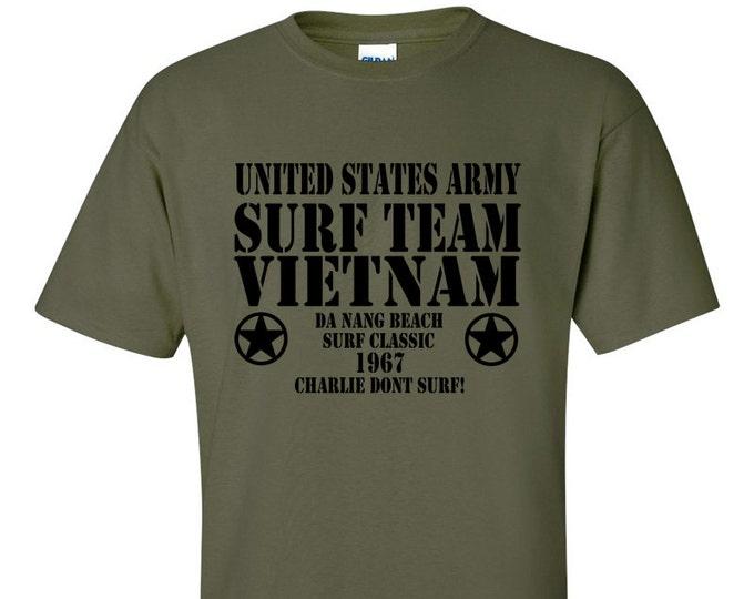 Surf Team Vietnam T-Shirt