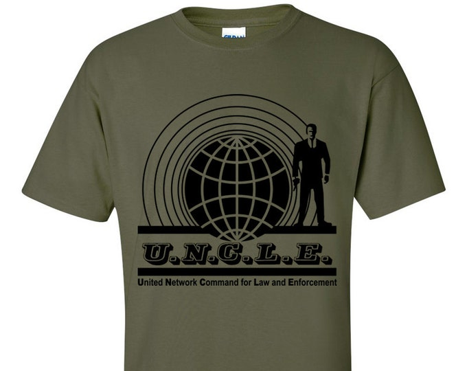 Man From UNCLE U.N.C.L.E T-Shirt