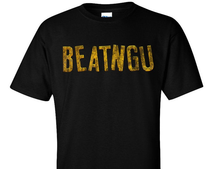 BEATNGU  Licence Plate T-Shirt