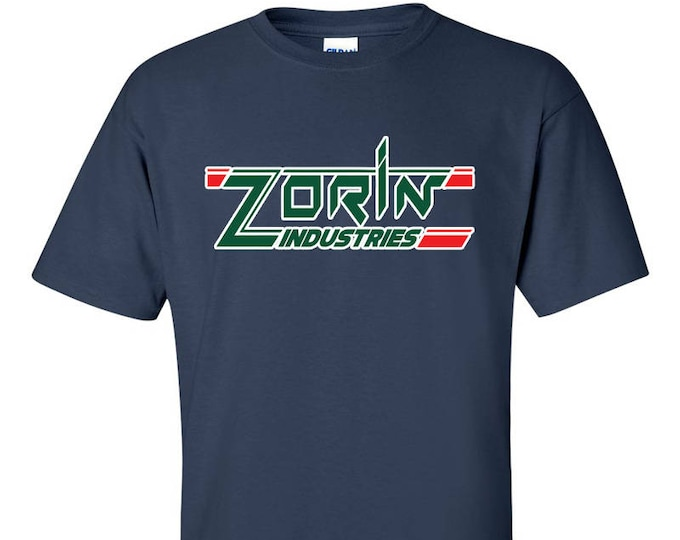 Not Just Nerds Zorin Industries T-Shirt