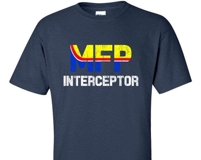 MFP Main Force Patrol Interceptor T-Shirt