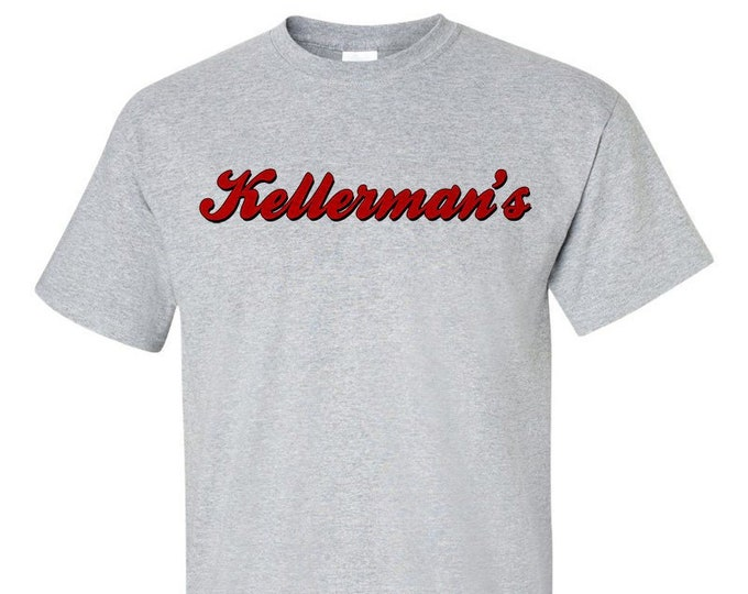 Kellermans Logo Mens T-Shirt