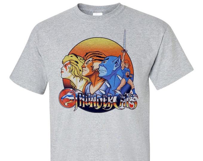 Thundercats 80's Cartoon T-Shirt