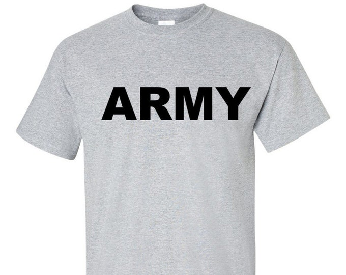 Not Just Nerds ARMY logo T-Shirt