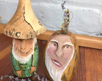 Weed Pot   Gnome Collector   Dry Weed Pot   WoodenVase   Unique Gift   Birthday Gift   Christmas Gift   Handmade
