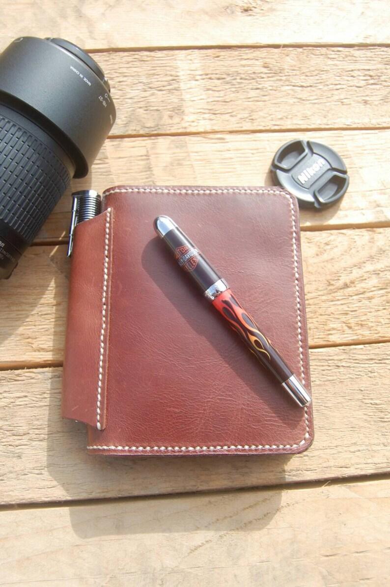 Moleskine cover. Agenda leather cover. Pocket moleskine | Etsy