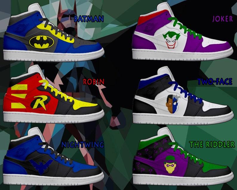 f667909b8eb6 Women s Light Up Batman Shoes  Series 2