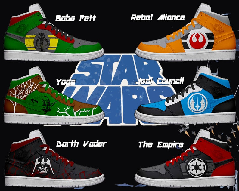 Star Wars Sneakers >> Men S Light Up Star Wars Shoes