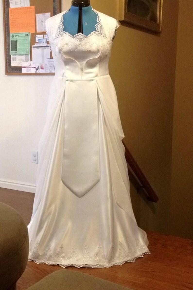 Zelda Wedding Dress.Custom Legend Of Zelda Princess Zelda Inspired Wedding Dress