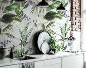SAMPLE for  mandy - Wallpaper CACTUS - Unique design - premium quality