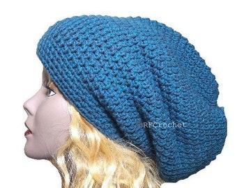 108530d93 Slouchy locs hat | Etsy