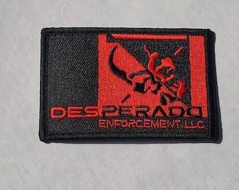Desperado Enforcement Metal Gear Rising PMC Patch