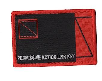 PAL Key Hot Permissive Action Link Key for Metal Gear Rex