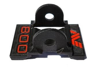 Minelab Equinox 800 Accessories Coil Stiffener Metal Detecting Black Knight Ear EQX11 11 Inch