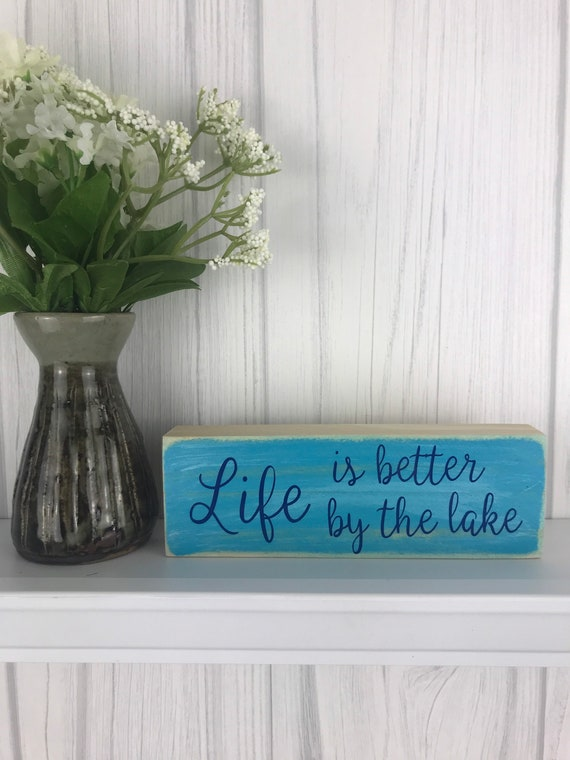 """Cute Gift! Me Me Me Hand Painted Wood Décor Sign Shelf Sitter 6/"""" x 1 1//2/"""""""
