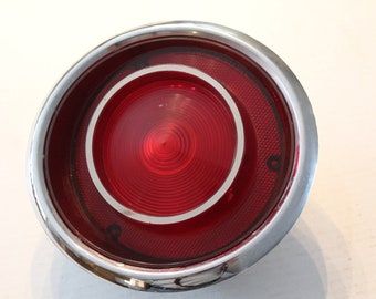 1974 to 1977 Used AMC Matador Part #3672136 Right Hand Tailight Assembly Complete  Free Shipping  2 Available