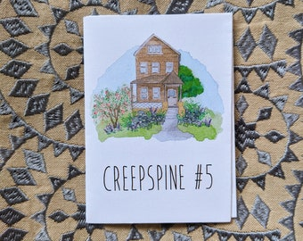 Creepspine: Issue FIVE